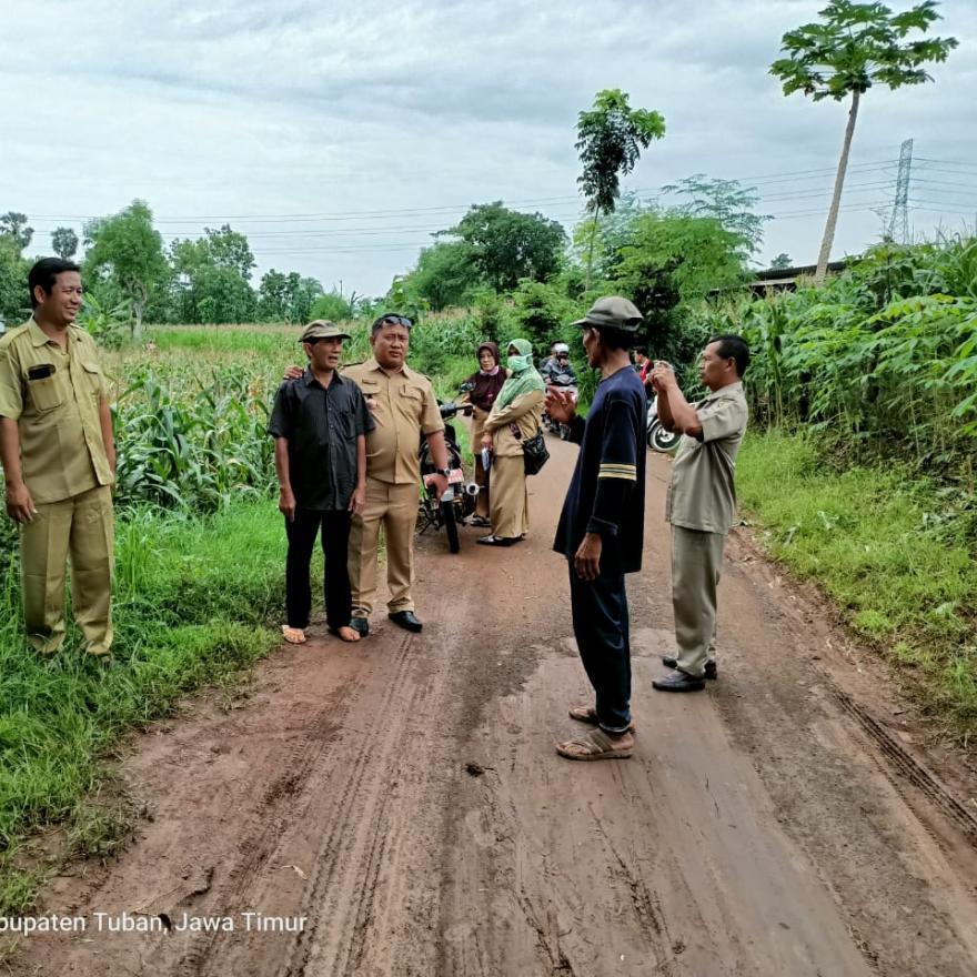 Investigasi Terkait Tergerusnya Tanah Warga Oleh Pemerintah Desa Prunggahan Wetan